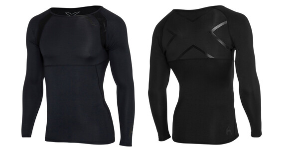 2XU Refresh Recovery Compression Top Men Longsleeve Black/Nero